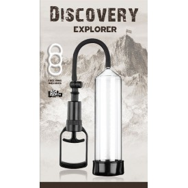 Вакуумная помпа Discovery Explorer